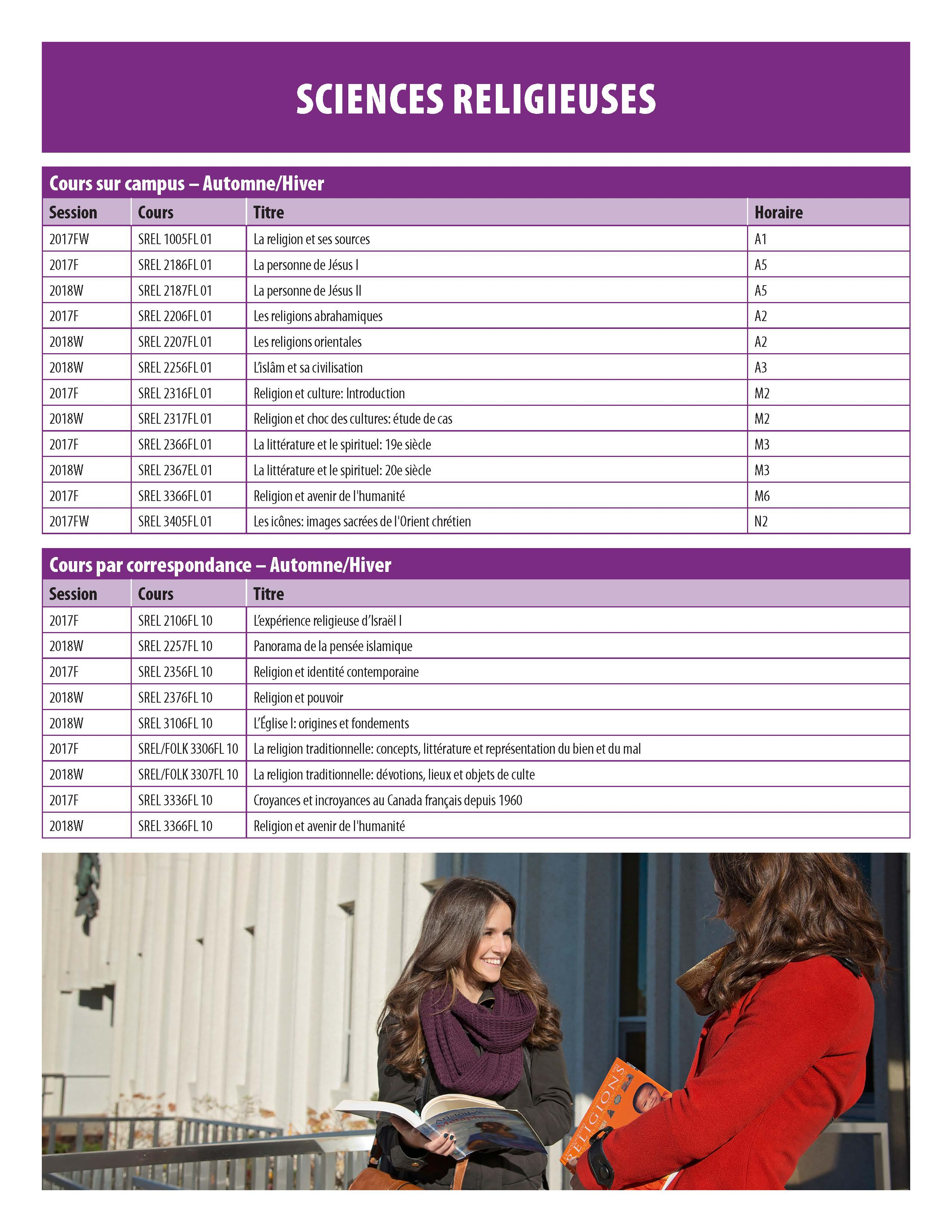 US CourseTimetable September 2017 Page 10