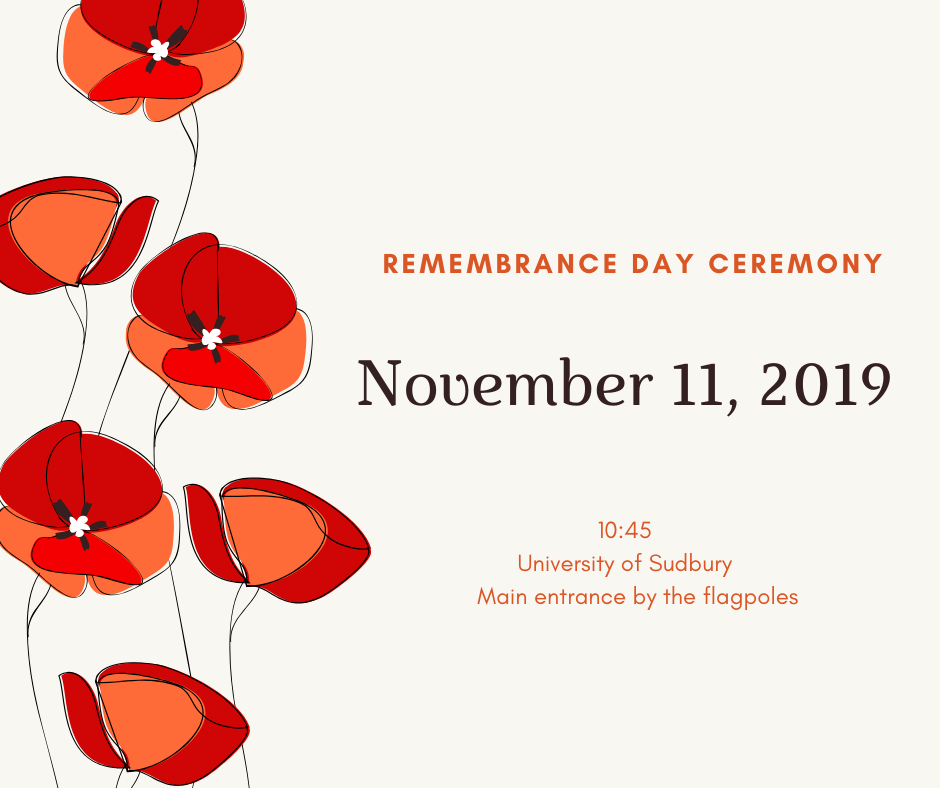 Remembrance Day FB post