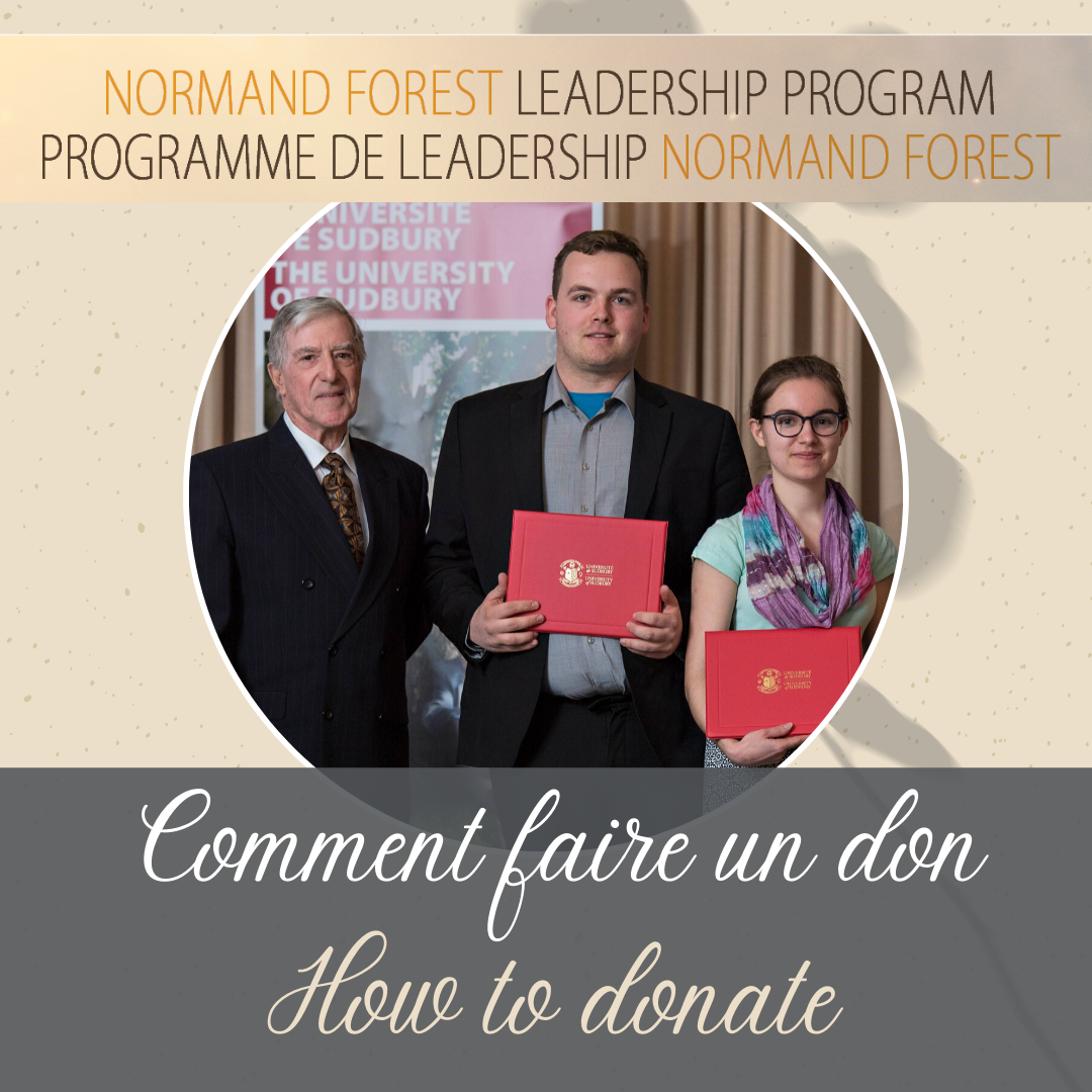 2020 07 Comment donner How to give Normand Forest