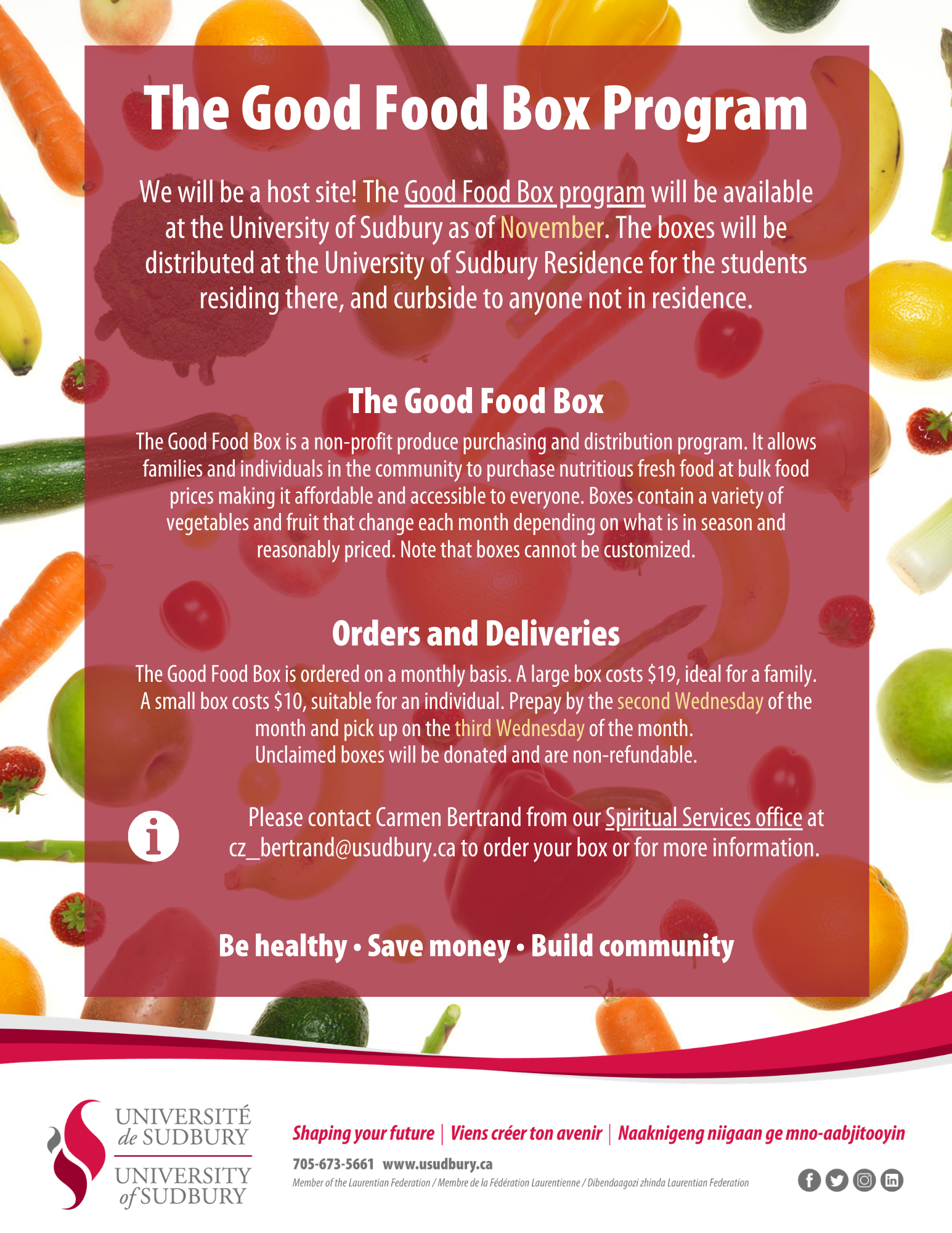 2020 10 Good Food Box UofS info sheet EN