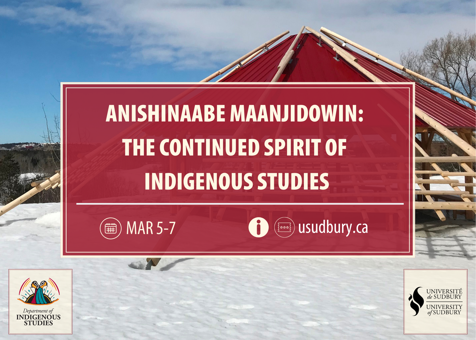 ANISHINAABE MAANJIDOWIN THE CONTINUED SPIRIT OF INDIGENOUS STUDIES card