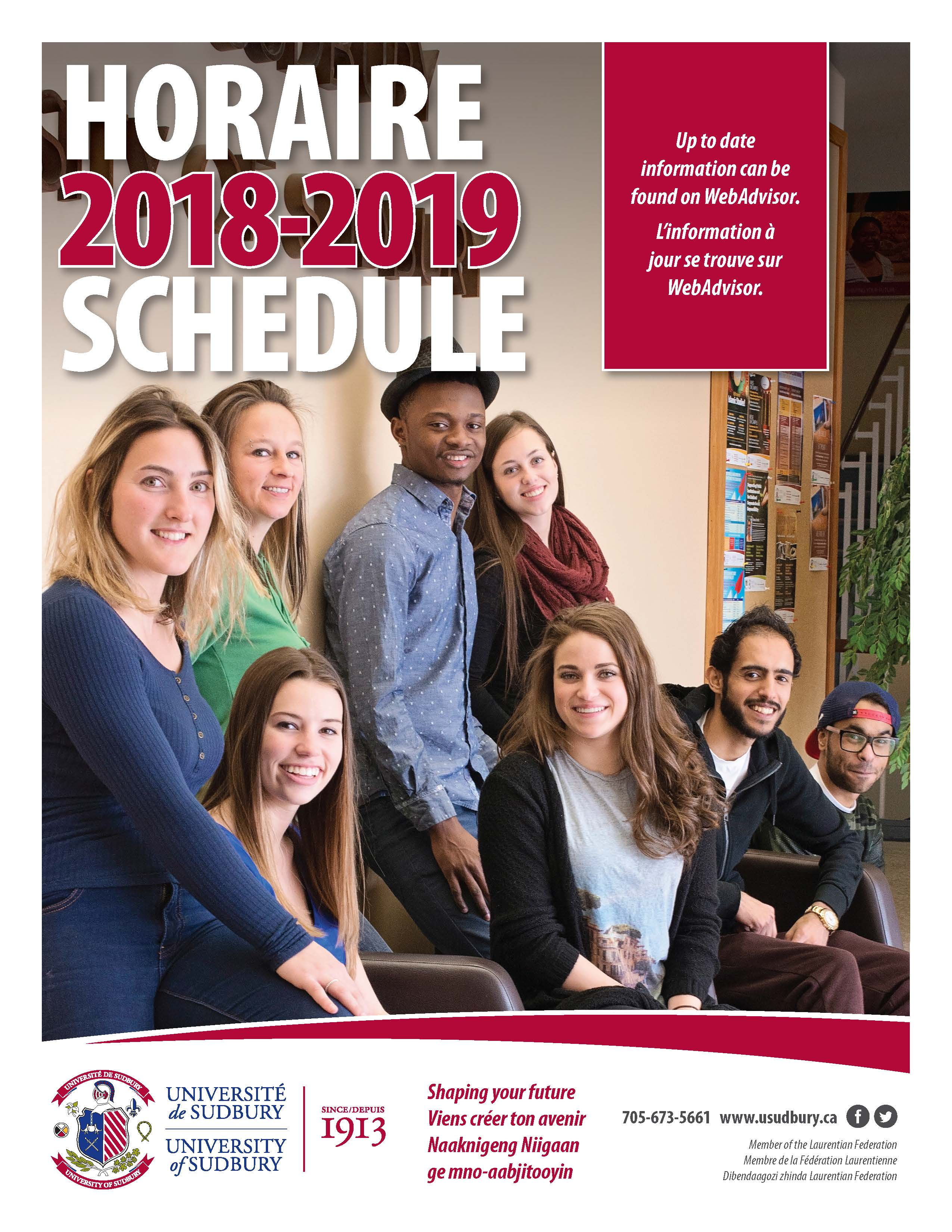 US CourseTimetable 2018 Page 01