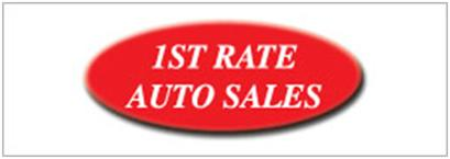 1st Rate Autosales